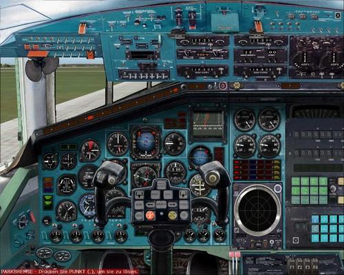 Tupolev Ti-144 paquete completo 2.0 FS2004