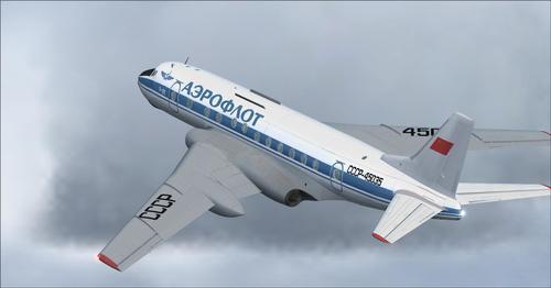 Tupolev_Tu-124_FSX_SP2 _ & _P3D_22