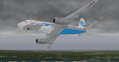 توبوليف تو-204 X-Plane  9