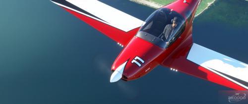 Vertigo - Turbo Prop Racer MSFS 2020
