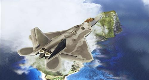 Virtavia F-22A ראפטור FSX  &  P3D