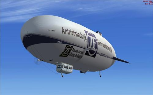 Zeppelin NT v1.0 native FSX & P3D