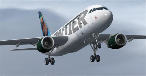 """""""Airbus A320"""" šeimos """"Mega Pack"""" FSX  &  P3D"""