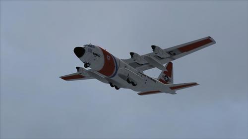 अल्फासीम C-130 हरक्यूलिस v1.1 FSX  &  P3D