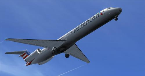 보잉 717 - 200 FSX  &  P3D