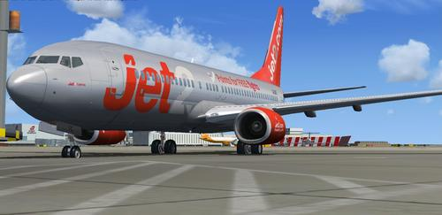 Boeing 737-800 Jet2.com Package FSX  &  P3D
