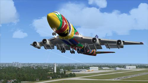 Boeing 747-300 Mega Package Vol.4 FSX & P3D