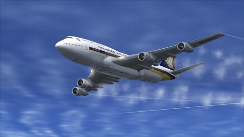 Boeing 747-300 Mega Package Vol.4 FSX & P3D