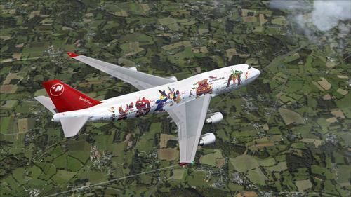 Boeing 747-400 Mega Package Vol.5 FSX & P3D