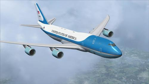 โบอิ้ง 747-8XX Mega Package Vol.7 FSX  &  P3D