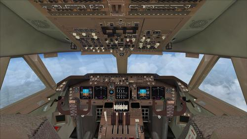 Boeing 747-8XX Mega Pob Vol.7 FSX & P3D