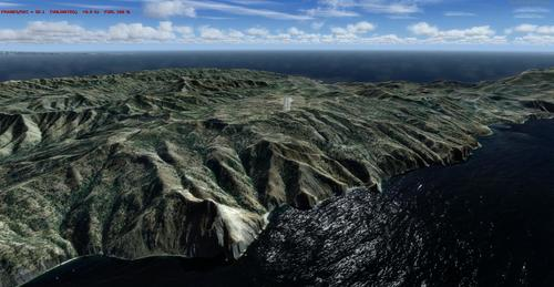 National Park National Channel FSX  &  P3D