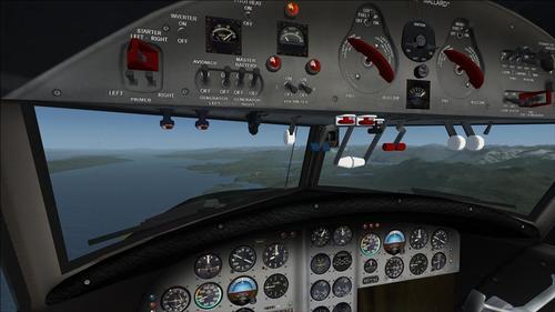 Grumman G-73 Mallard FSX & P3D & FS9