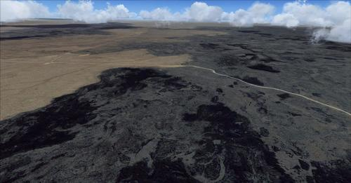 Craters of the Moon NMP FSX & P3D