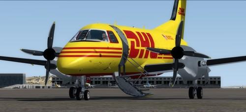 Embraer EMB-120 Mega Xidhmo FSX  &  P3D