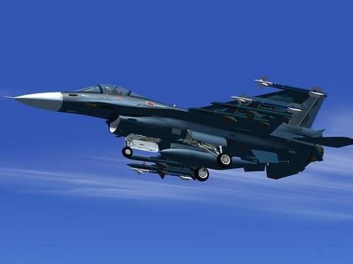三菱F-2A FS2004