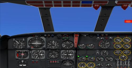 AFG Caravelle III SE-210 FSX & FSX-Steam