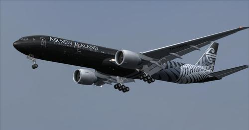 Paketa Air New Zealand FSX  &  P3D