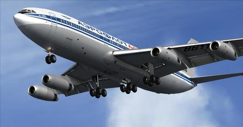 Ilyushin Il-86 FSX & FSX Steam