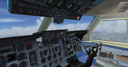 Ilyushin Il-86 FSX & FSX Chav