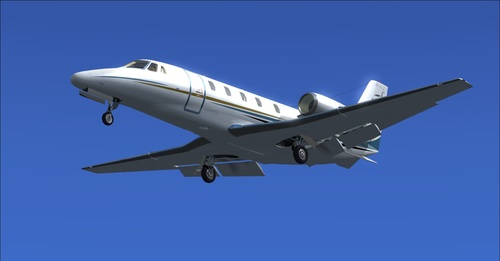 Cessna Citation Excel XLS+ FSX & P3D