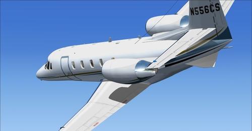 Cessna Citation Excel XLS + FSX & P3D