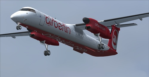 Flota Air Berlin FSX  &  P3D