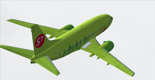 Boeing 737 Classic Multi Livery Pack FSX & P3D