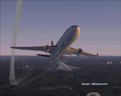 McDonnell Douglas MD-11 Switzerland FS2004