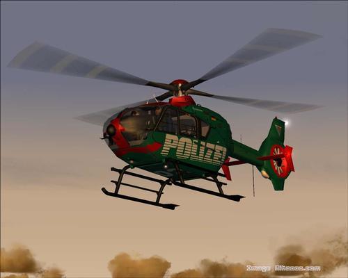 ユーロコプターEC 135 Polizei FS2004