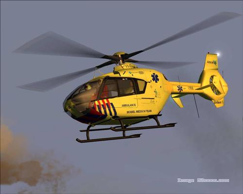 Eurocopter 135 TA-ems Medical FS2004