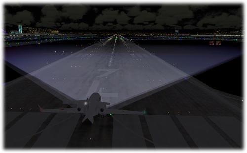キセノンヘッドライトFS2004