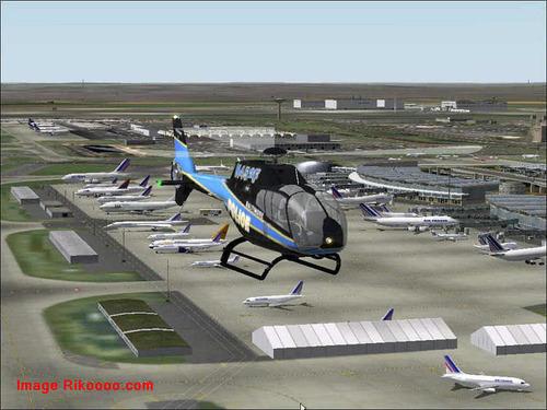 Eurocopter EC 120B Colibri FS2004