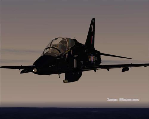 BAE Systems Hawk T.1X FS2004
