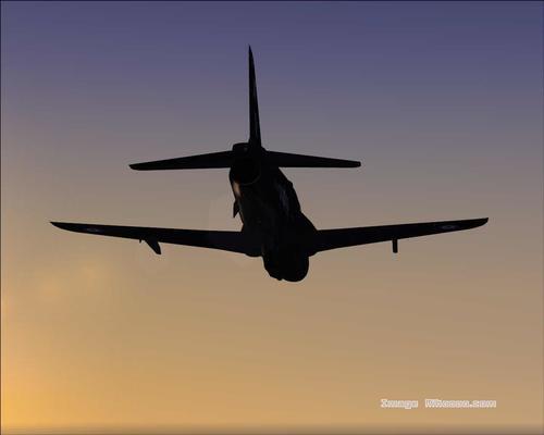 BAE Systems Hawk T.1X FS2004