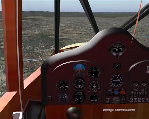 Fairchild 24, R2 1938 FS2004