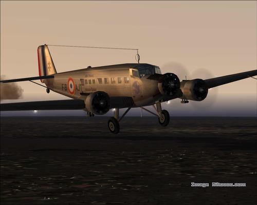 Junkers Ju-52 FS2004