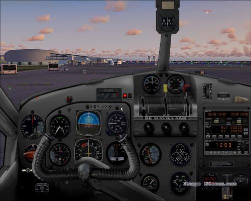 De Havilland DHC2 Beaver Alaska Tours FS2004