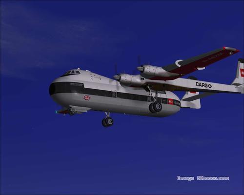 Hawker Siddeley Argosy AW.650 FS2004