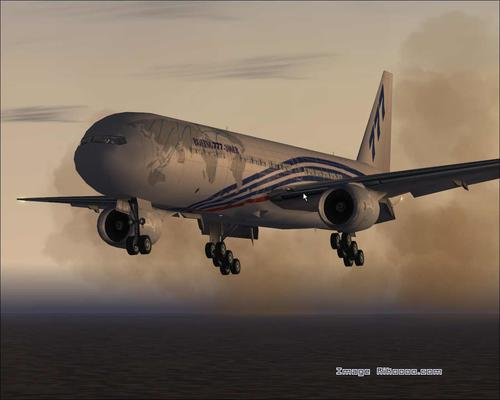 Boeing 777-300ER House Colors FS2004