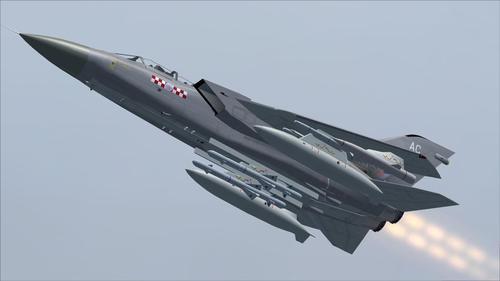 අයිරිස් ටෝනාඩෝ F-3 FSX  &  P3D