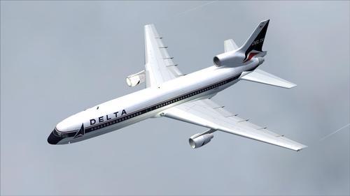 洛克希德L-1011三星500封裝副主席 FSX  &  P3D
