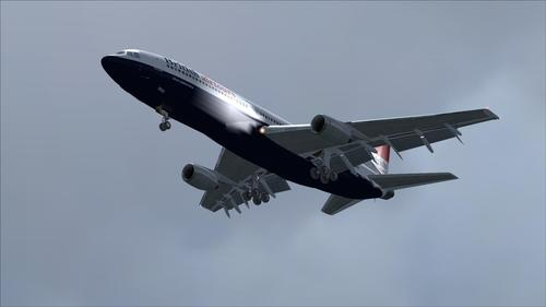 CLSed L1011-100 VC na Breataine FSX  &  P3D