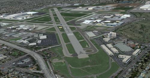 Aerfort Long Beach FSX  &  P3D