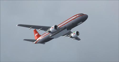 LTU International Airways Fleet FSX & P3D