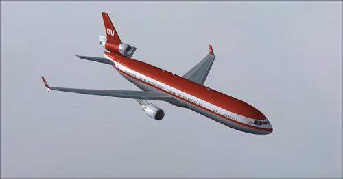 Armada LTU International Airways FSX & P3D