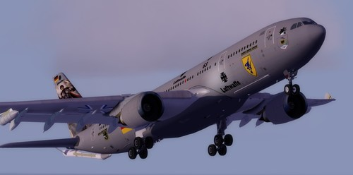 တွမ်အဲယားဘတ်စ် A330 MRTT FSX  &  P3D