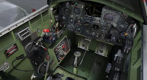 Repiblik XP-47J akonpayman FSX & P3D