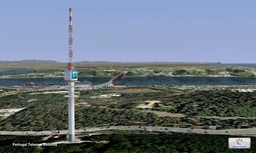 """OFX Lisbon City Landmark 2014"" FSX  &  P3D"