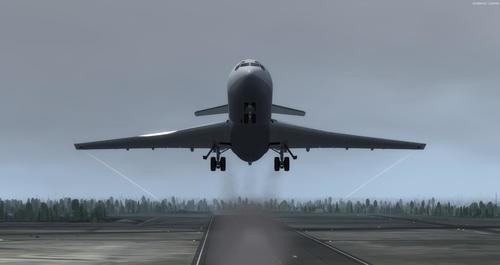 Личен Boeing 727-31 FSX  &  P3D
